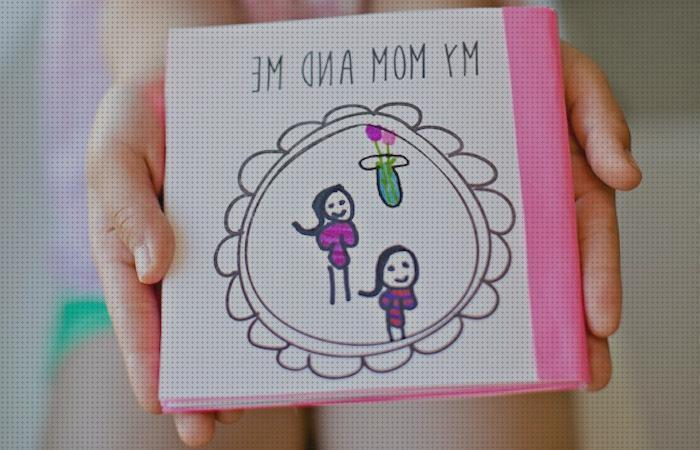 Review de regalo dia de la madre infantil facil