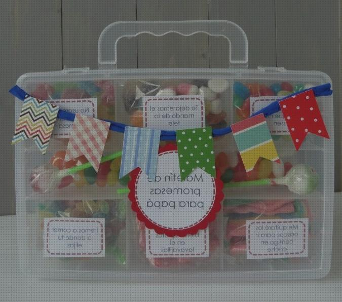 Review de regalos especiales con chuches